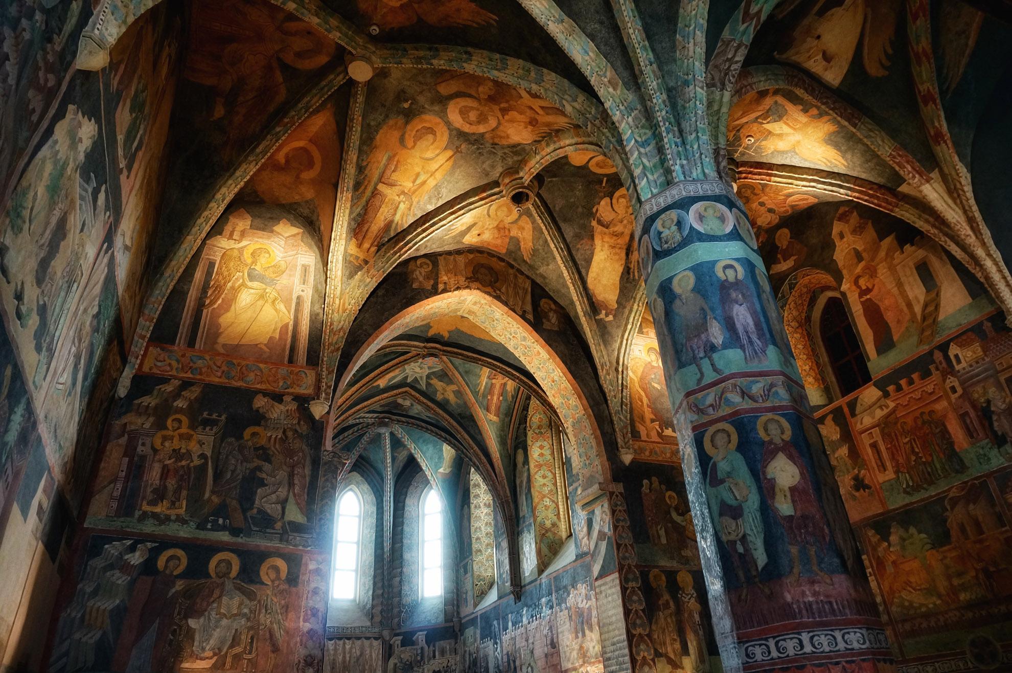 Kaplica Trójcy Świętej na Zamku Lubelskim