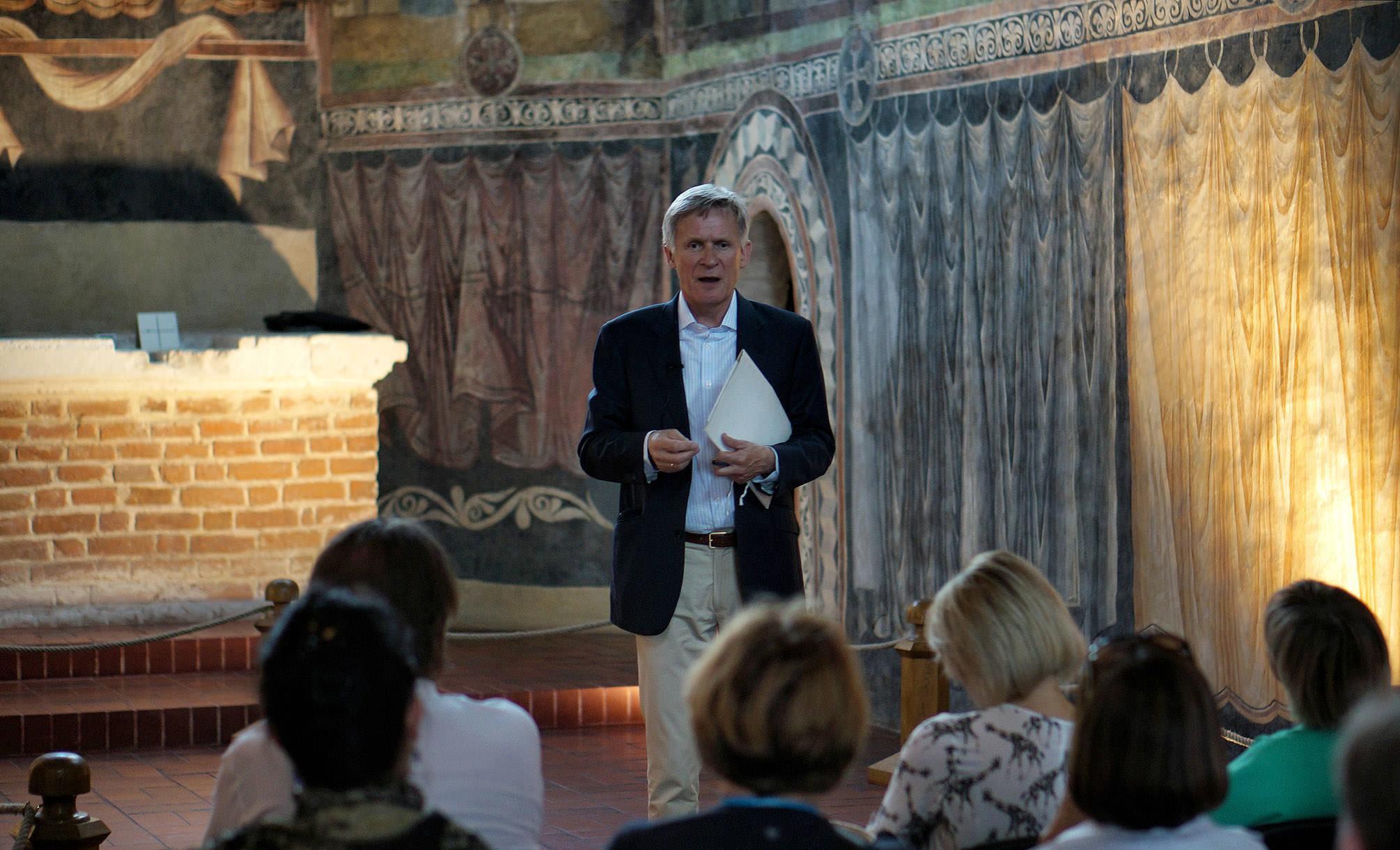 Wykład dr Andrzeja Frejlicha