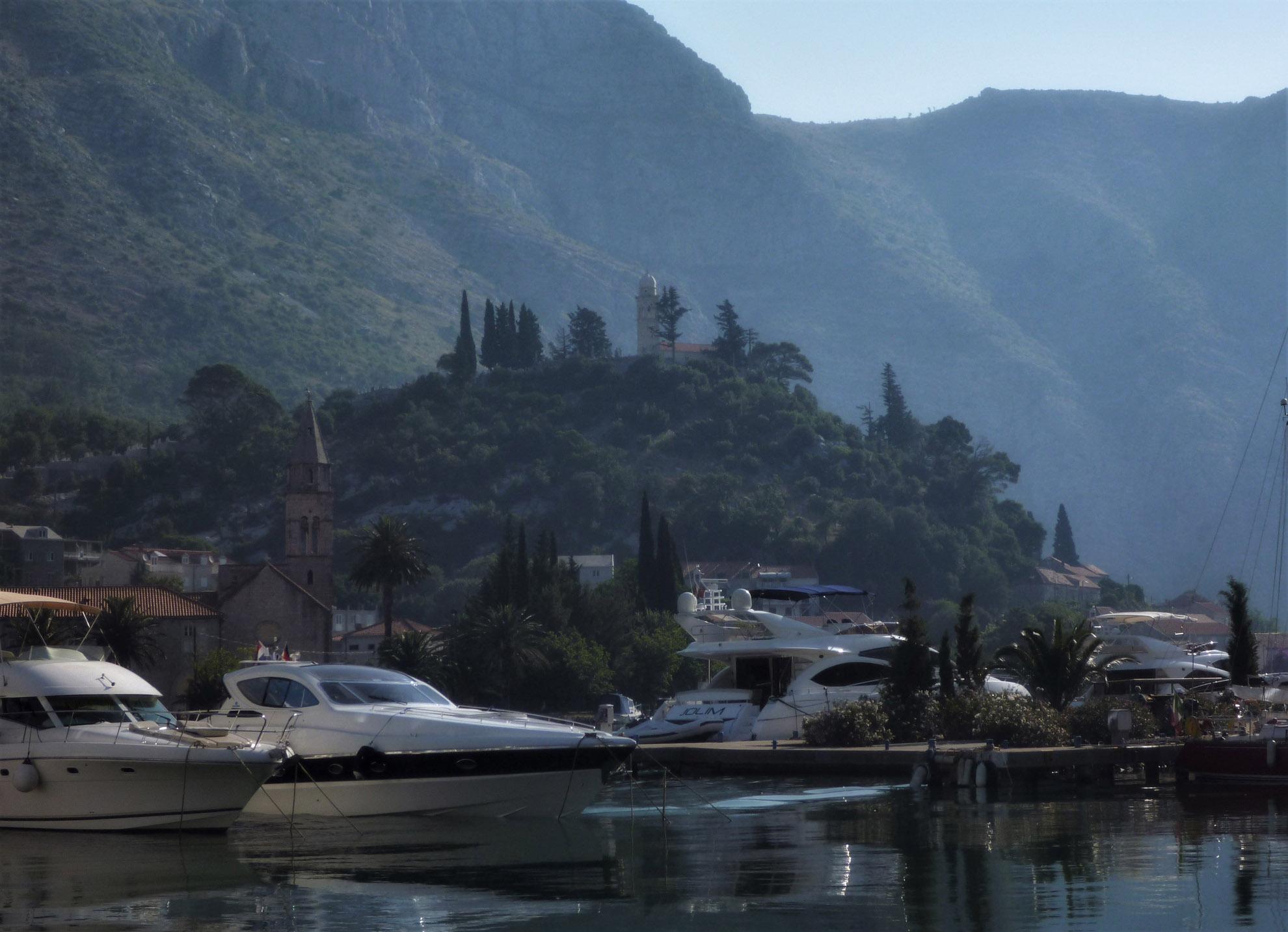 Dubrovnik - marina