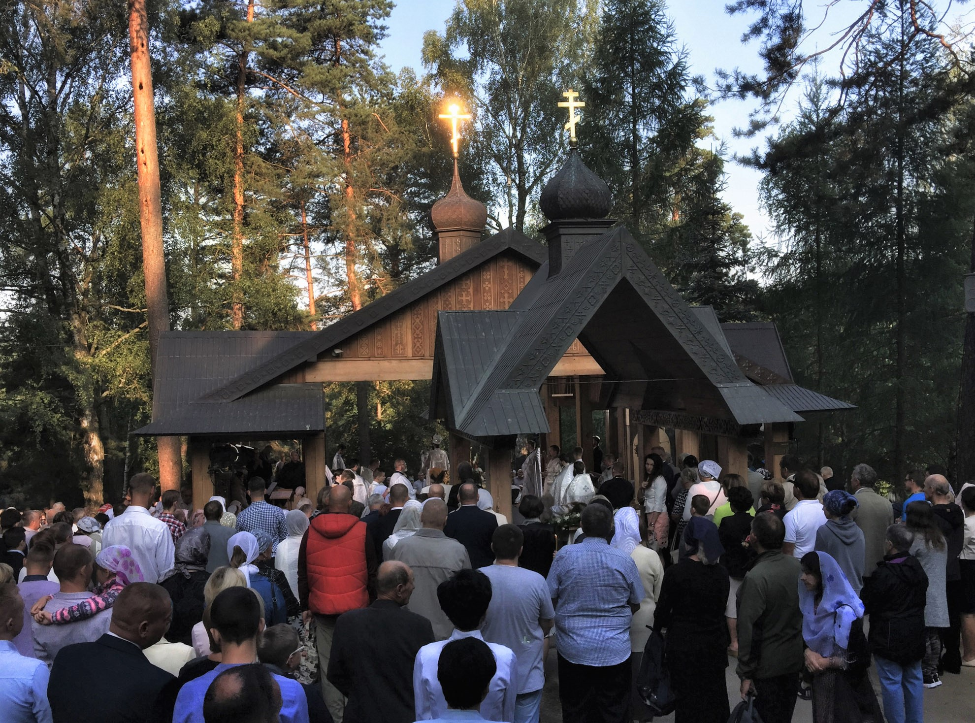 Boska Liturgia na Spasa