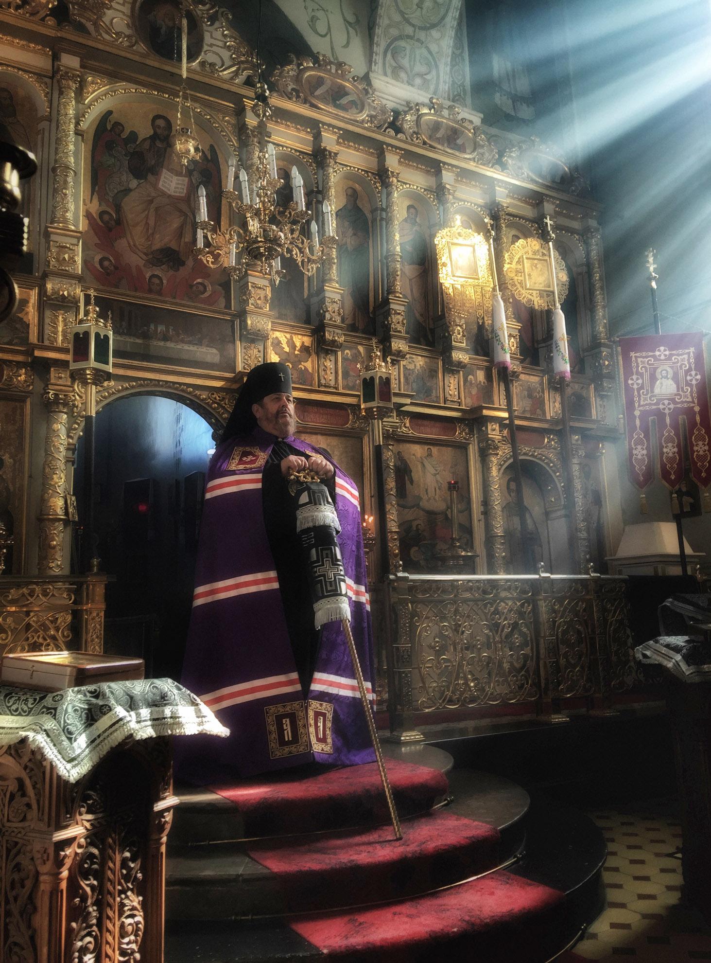 Niedziela Przebaczenia Win w lubelskiej katedrze prawosławnej