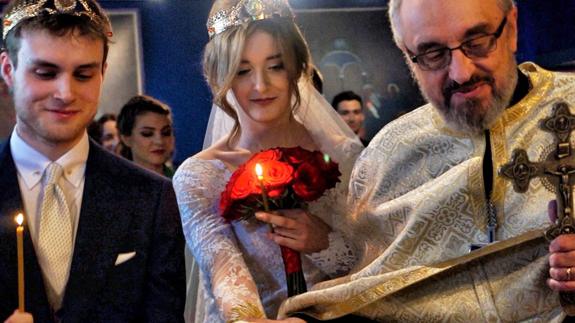 Prawosławny sakrament ślubu