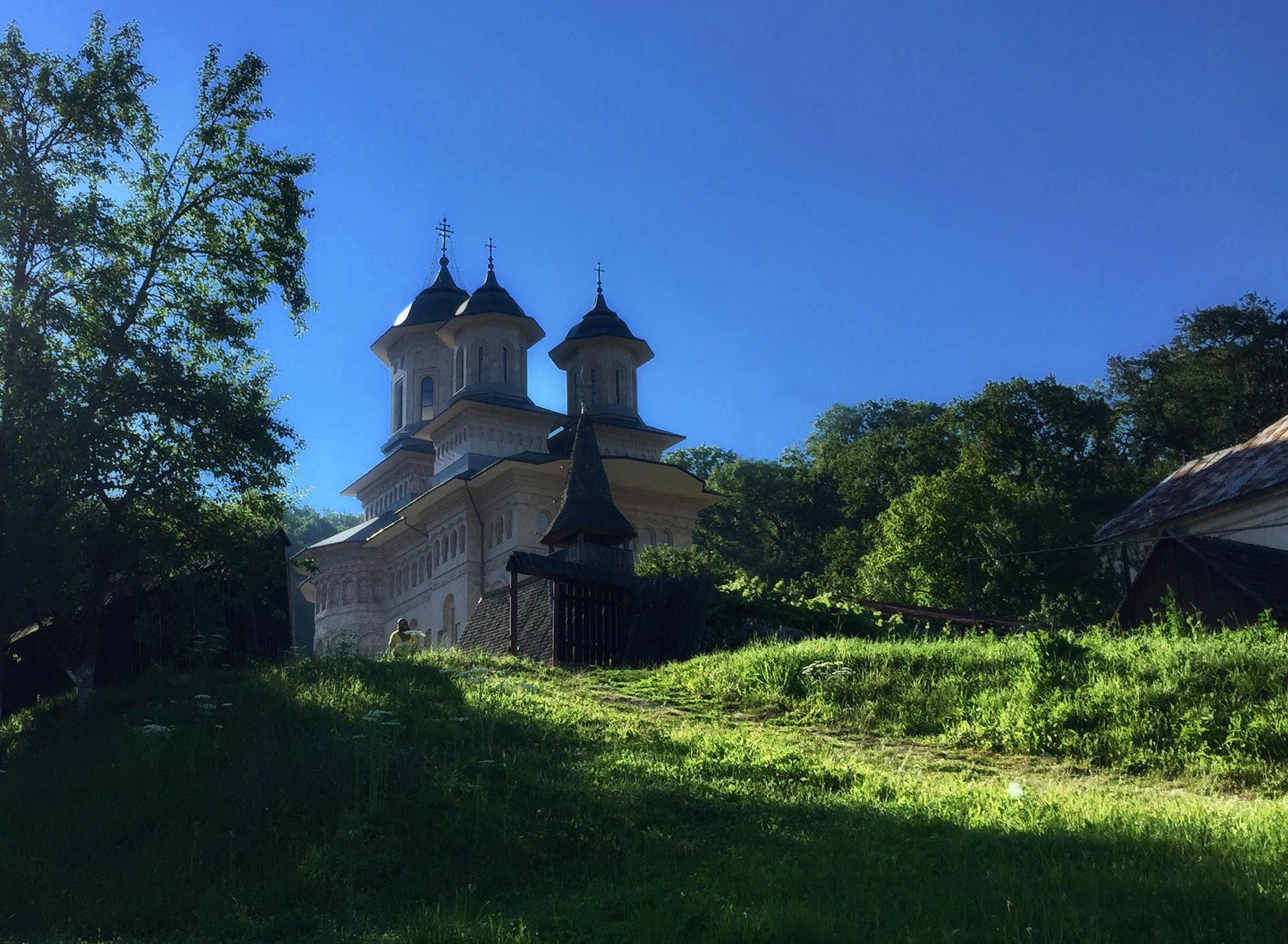 Monaster sv. Nicula