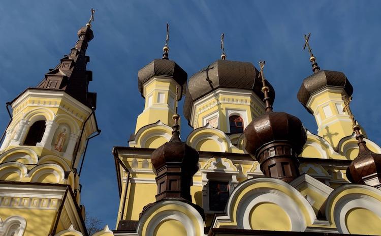 Cerkiew prawosławna w Hrubieszowie